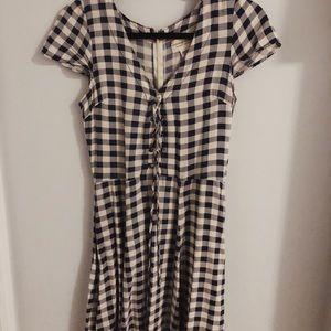 Ralph Lauren Checkered Dress